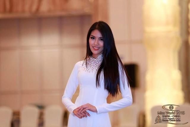 Hành trình đẹp của Lan Khuê tại cuộc thi Hoa hậu Thế giới ảnh 3