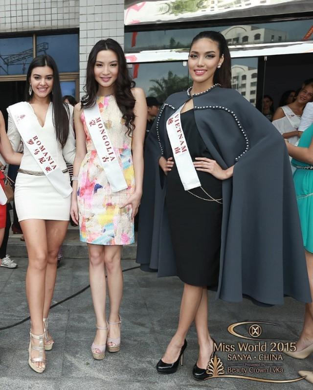 Hành trình đẹp của Lan Khuê tại cuộc thi Hoa hậu Thế giới ảnh 7