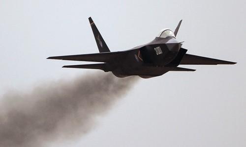 Máy bay chiến đấu Trung Quốc - sư tử yếu tiếng gầm ảnh 1
