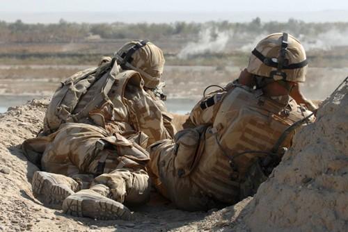 Bi kịch của người lính bắn tỉa giữ kỷ lục thế giới ảnh 2
