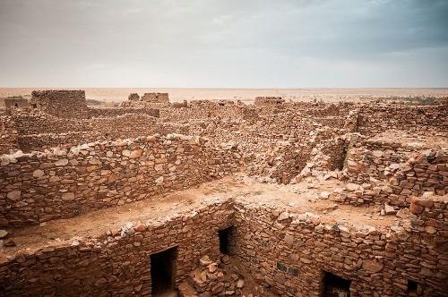 Kho báu bị lãng quên trong lòng sa mạc Sahara ảnh 1
