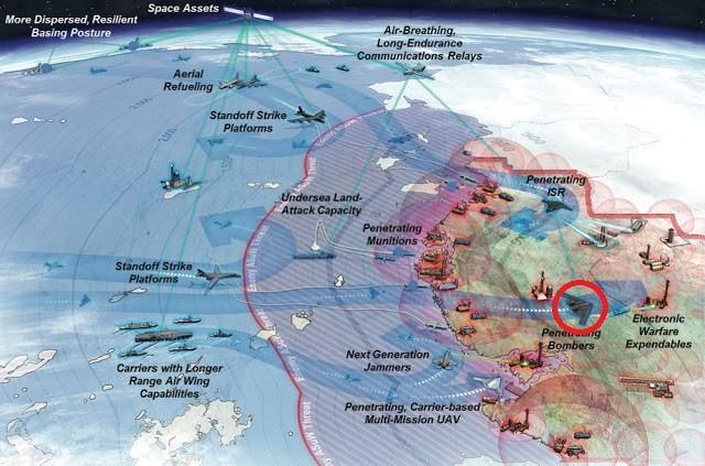 Mỹ kỳ vọng gì vào siêu máy bay ném bom tàng hình B-21? ảnh 1
