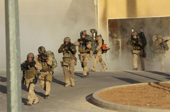Sức mạnh đặc nhiệm chống khủng bố Bỉ ảnh 10