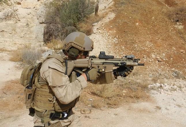 Sức mạnh đặc nhiệm chống khủng bố Bỉ ảnh 3