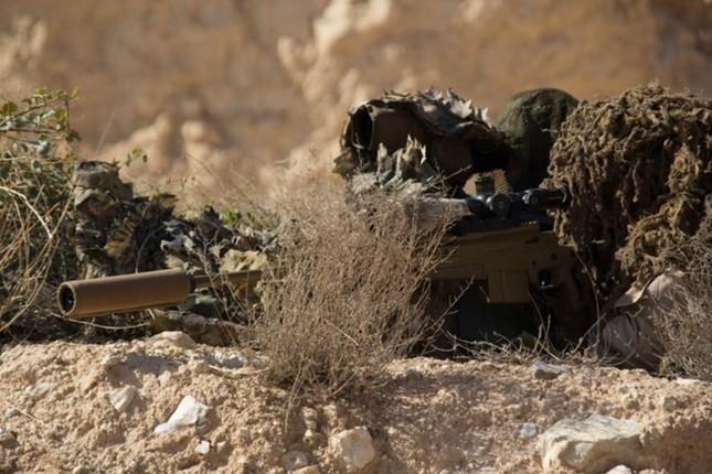 Sức mạnh đặc nhiệm chống khủng bố Bỉ ảnh 4