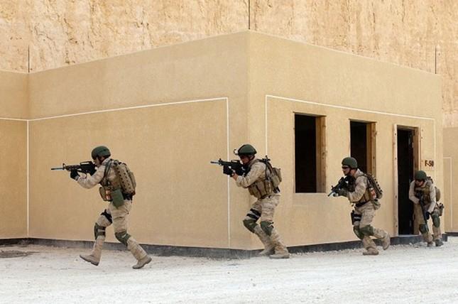 Sức mạnh đặc nhiệm chống khủng bố Bỉ ảnh 6