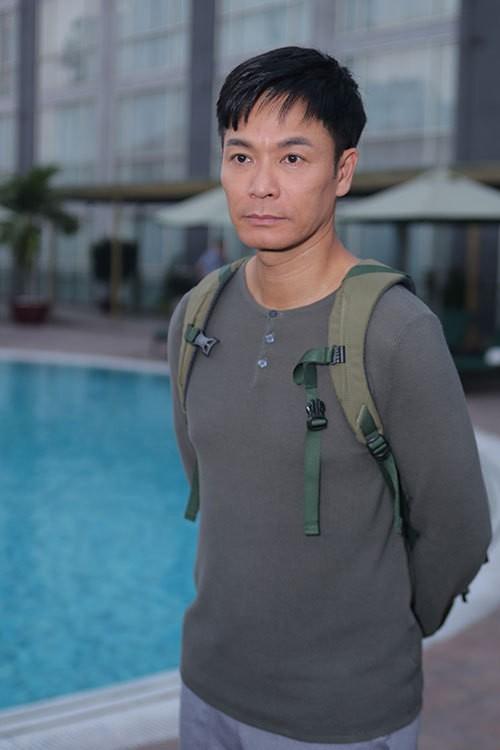 Dàn sao TVB giản dị trong buổi khai máy tại Việt Nam ảnh 2