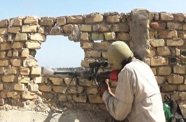 Tận thấy súng bắn tỉa 'có một không hai' của IS ảnh 2