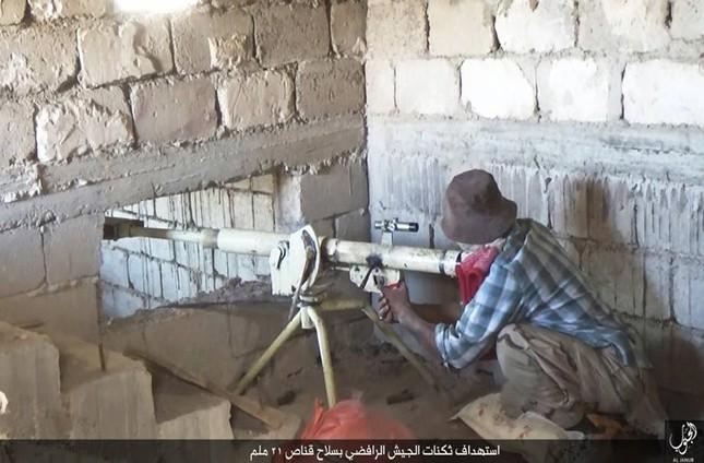 Tận thấy súng bắn tỉa 'có một không hai' của IS ảnh 3