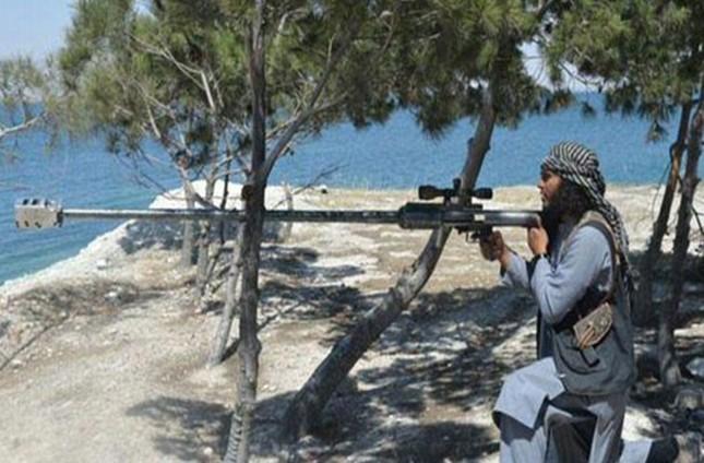Tận thấy súng bắn tỉa 'có một không hai' của IS ảnh 6