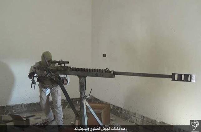 Tận thấy súng bắn tỉa 'có một không hai' của IS ảnh 7