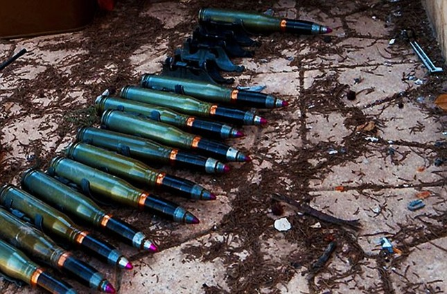 Tận thấy súng bắn tỉa 'có một không hai' của IS ảnh 8