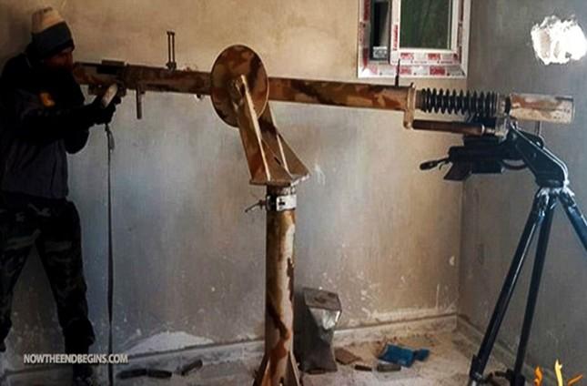 Tận thấy súng bắn tỉa 'có một không hai' của IS ảnh 9