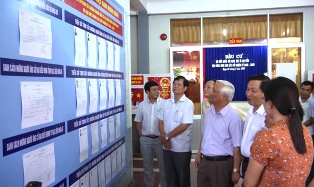 Bạc Liêu đưa ngày Hội bầu cử đến người dân ảnh 1