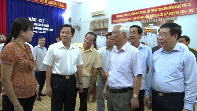 Bạc Liêu đưa ngày Hội bầu cử đến người dân ảnh 2