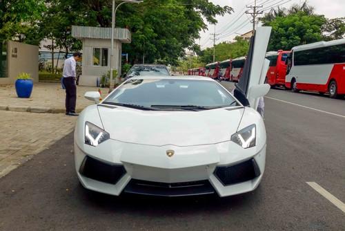 Siêu xe Lamborghini - thú chơi của đại gia Sài Gòn ảnh 11