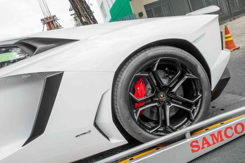 Siêu xe Lamborghini - thú chơi của đại gia Sài Gòn ảnh 15
