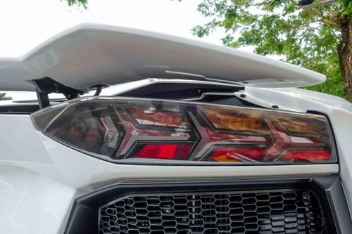 Siêu xe Lamborghini - thú chơi của đại gia Sài Gòn ảnh 17