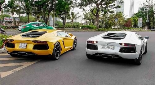 Siêu xe Lamborghini - thú chơi của đại gia Sài Gòn ảnh 2