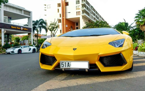 Siêu xe Lamborghini - thú chơi của đại gia Sài Gòn ảnh 5