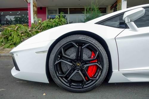 Siêu xe Lamborghini - thú chơi của đại gia Sài Gòn ảnh 7