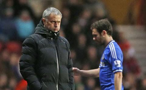 Mourinho và quá khứ không ngủ yên với M.U ảnh 1