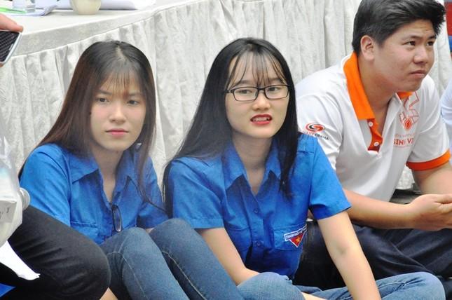 """Đua xe """"F1 tự chế"""" của sinh viên TPHCM ảnh 12"""