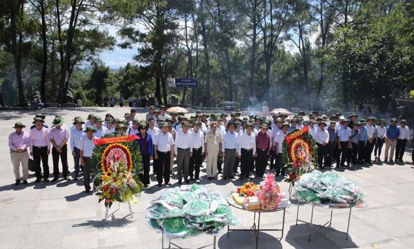Tri ân các Anh hùng liệt sĩ tại Quảng Trị ảnh 11