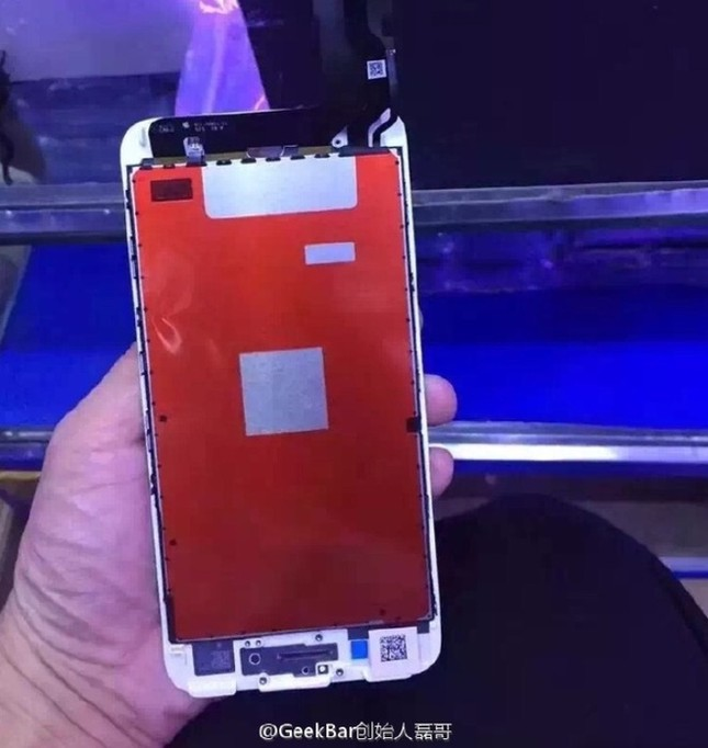 Khác biệt iPhone 7, phím Home dạng cảm ứng ảnh 2