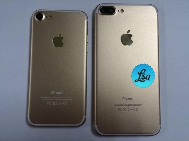 Khác biệt iPhone 7, phím Home dạng cảm ứng ảnh 3