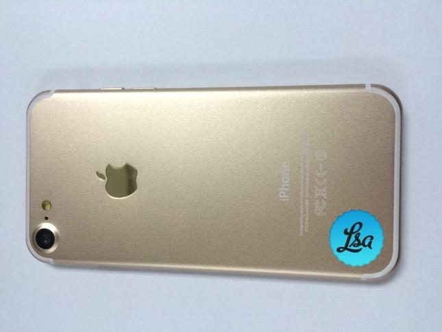 Khác biệt iPhone 7, phím Home dạng cảm ứng ảnh 4