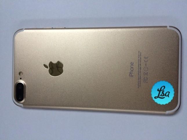 Khác biệt iPhone 7, phím Home dạng cảm ứng ảnh 5