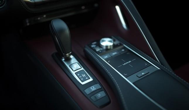 Lexus LC500 2017 khoe dáng dưới hoàng hôn ảnh 10