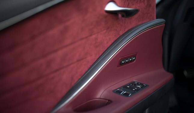 Lexus LC500 2017 khoe dáng dưới hoàng hôn ảnh 12