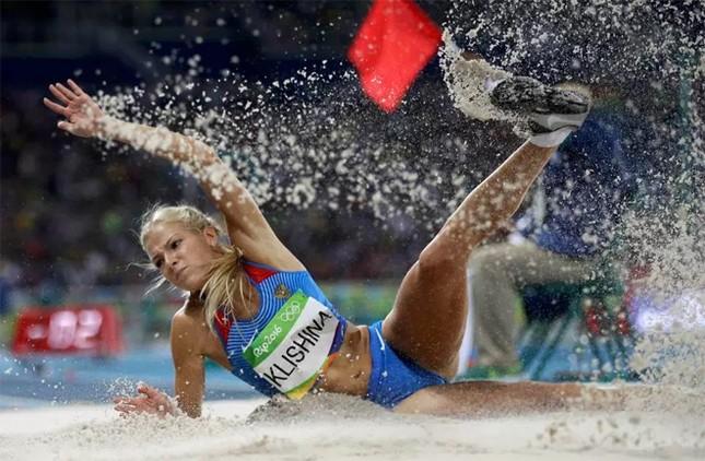 Darya Klishina: VĐV cô đơn nhất Olympic 2016 ảnh 1