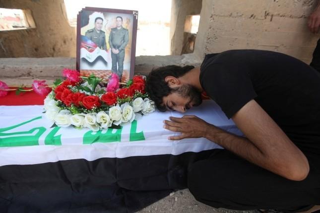 Cận cảnh nghĩa trang rộng nhất thế giới ở Iraq ảnh 11