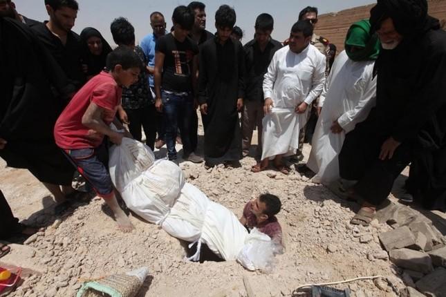Cận cảnh nghĩa trang rộng nhất thế giới ở Iraq ảnh 2