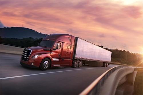 Freightliner Cascadia - xe tải siêu công nghệ ảnh 1