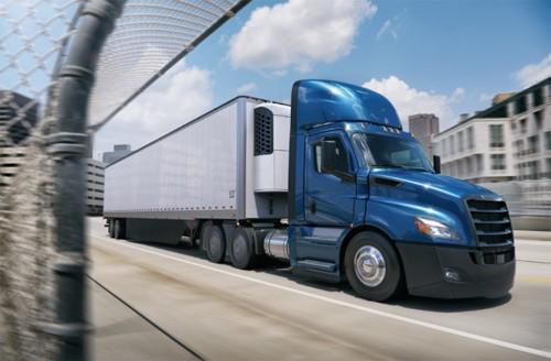 Freightliner Cascadia - xe tải siêu công nghệ ảnh 2