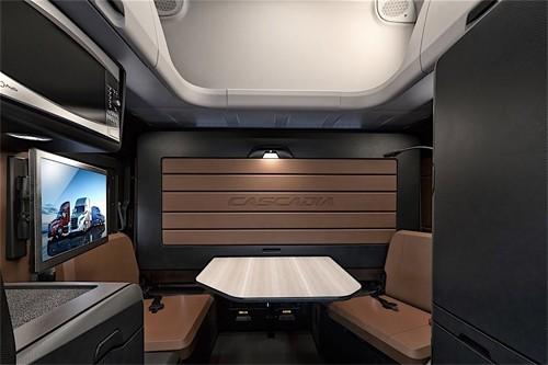 Freightliner Cascadia - xe tải siêu công nghệ ảnh 5