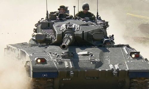 5 cỗ xe tăng thống trị chiến trường hiện nay ảnh 3