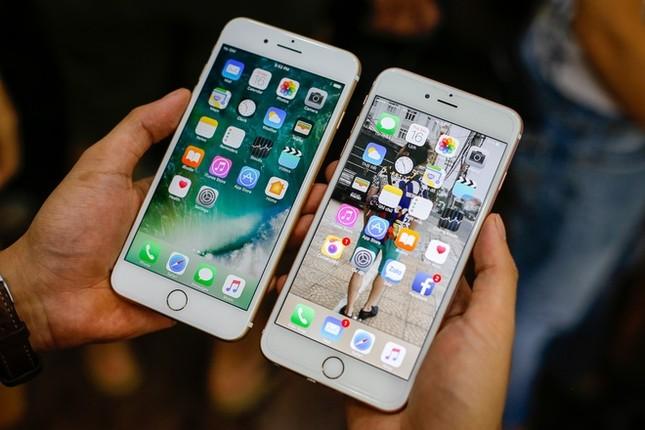 So sánh iPhone 7 Plus và iPhone 6s Plus ảnh 1