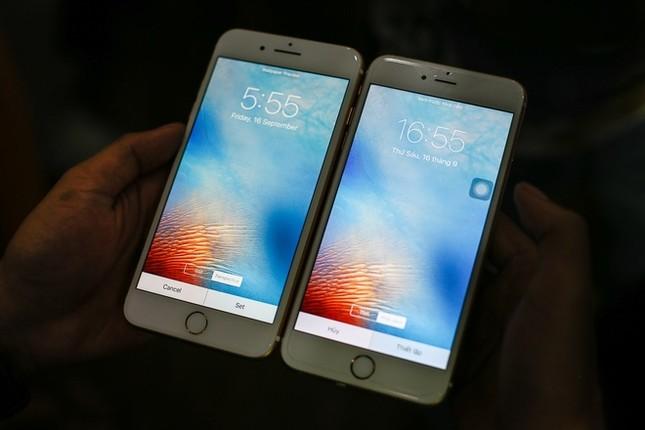 So sánh iPhone 7 Plus và iPhone 6s Plus ảnh 2