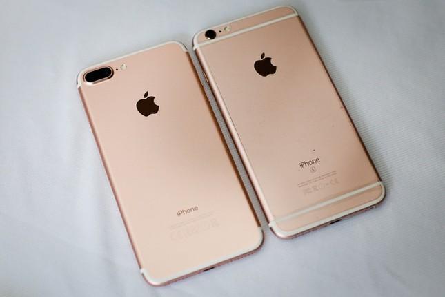 So sánh iPhone 7 Plus và iPhone 6s Plus ảnh 4
