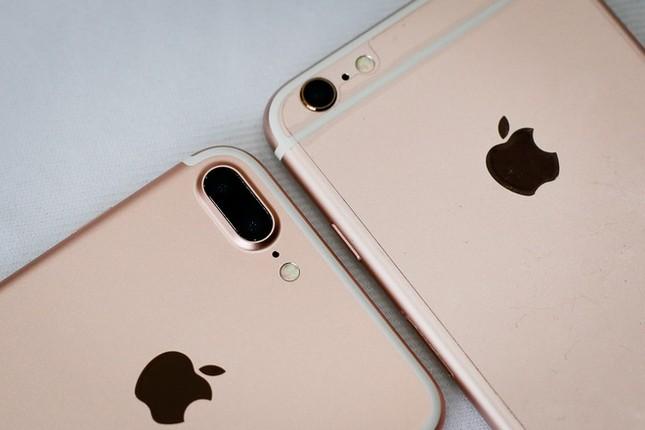 So sánh iPhone 7 Plus và iPhone 6s Plus ảnh 5