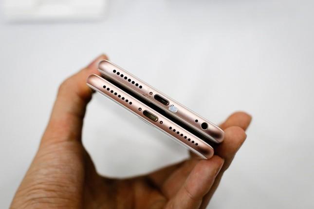 So sánh iPhone 7 Plus và iPhone 6s Plus ảnh 7