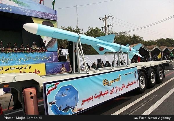 Mục kích dàn vũ khí 'khủng' của quân đội Iran ảnh 6