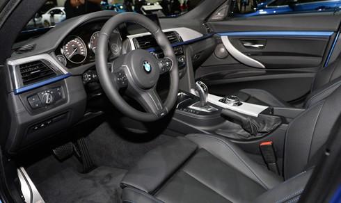 BMW trình làng serie 3 GT 2017 tại Paris ảnh 8