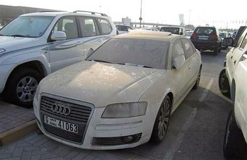 Hơn 2.000 xe sang bị vứt bỏ mỗi năm ở Dubai ảnh 9
