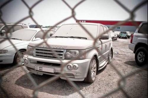 Hơn 2.000 xe sang bị vứt bỏ mỗi năm ở Dubai ảnh 10
